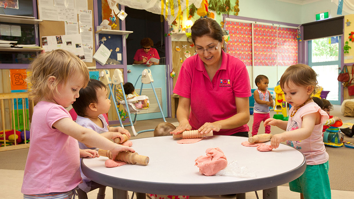 How An Early Learning Centre Encourages Learning From An Early Age