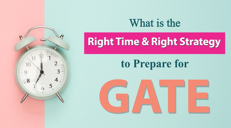 Important Pointers Every GATE Aspirants Need To Discover